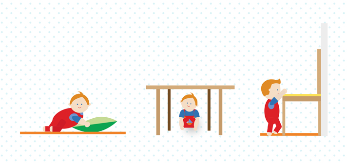 La agenda de actividades de tu pequeño de 12-18 meses